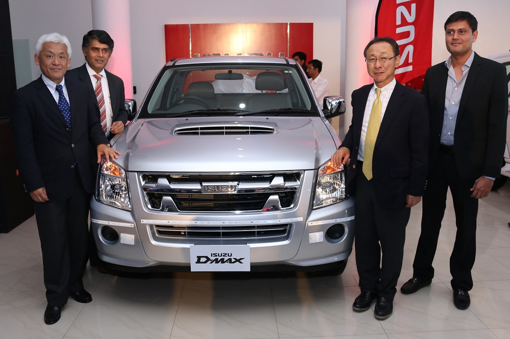 Isuzu Gujarat dealership