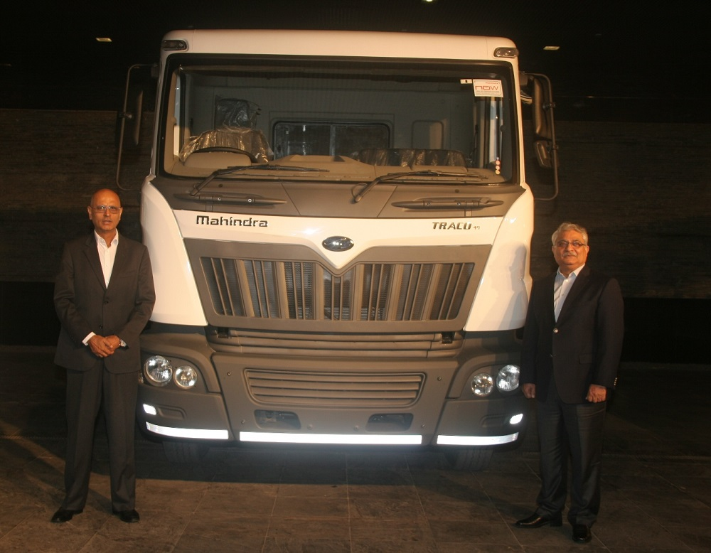 Mahindra Truck and Bus Division rolls out 15,000th HCV truck