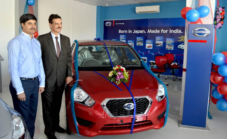 Nissan Dealership Launch In Kashmir