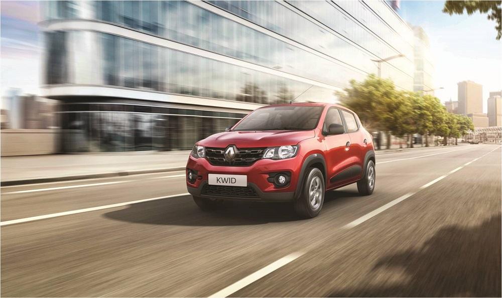 Renault KWID bookings open