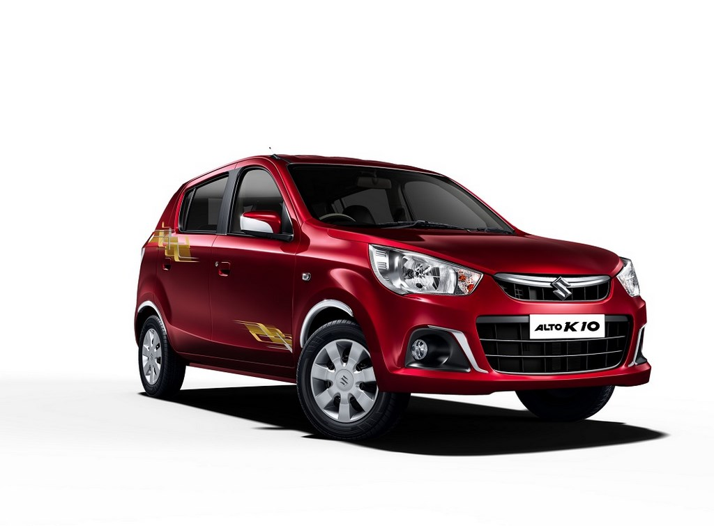 Maruti Suzuki ALTO K10 Urbano limited edition