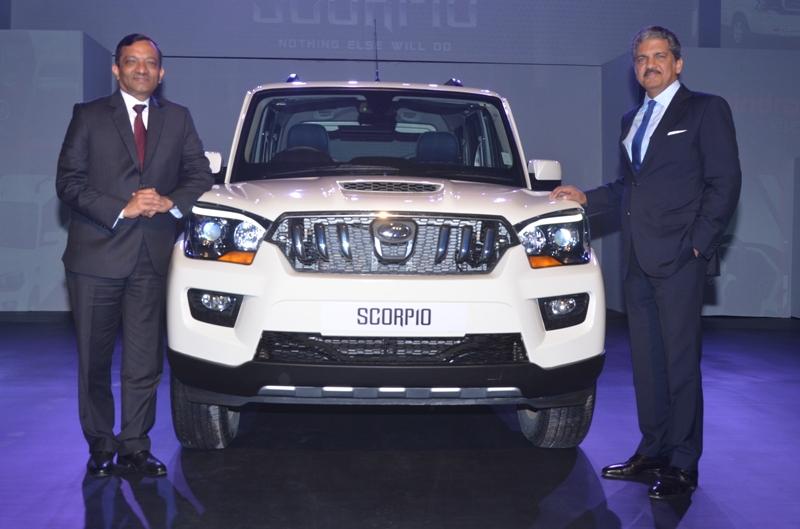Mr.-Anand-Mahindra-Chairman-Mahindra-Group-Dr-Pawan-Goenka-Executive-Director-MM-Ltd-at-the-launch-of-the-New-Generation-Scorpio-in-Mumbai