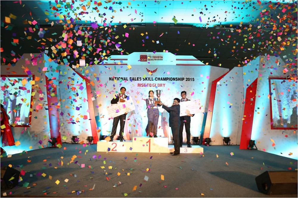 Toyota National Sales Skill Contest 2