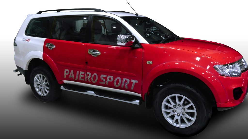 Mitsubishi Pajero Sport Nation wide event