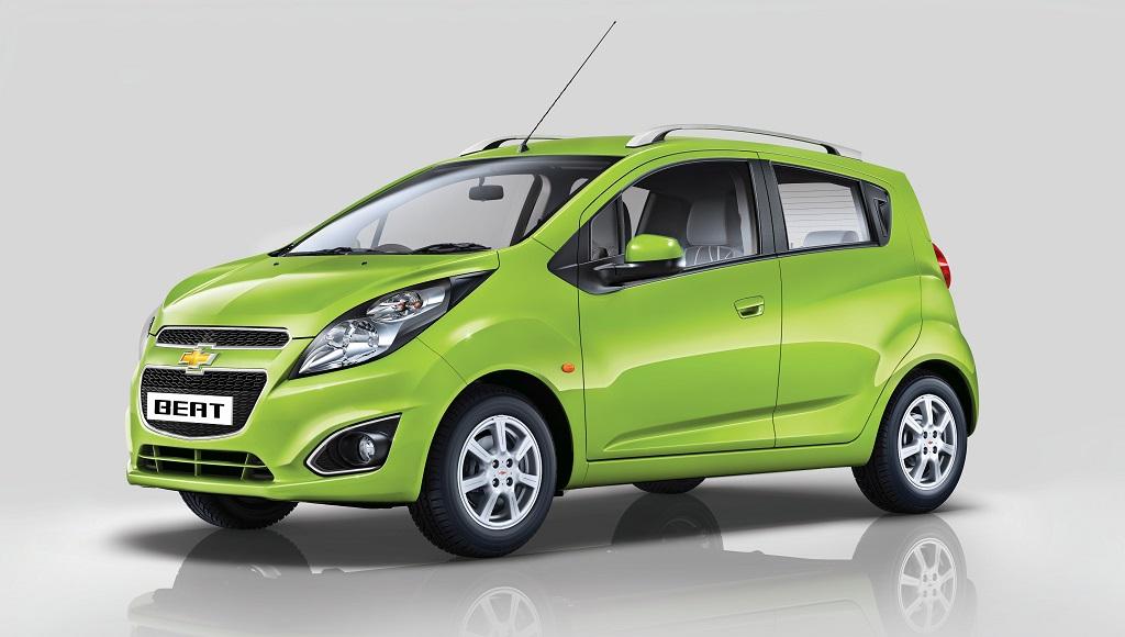 2016 Chevrolet Beat facelift India