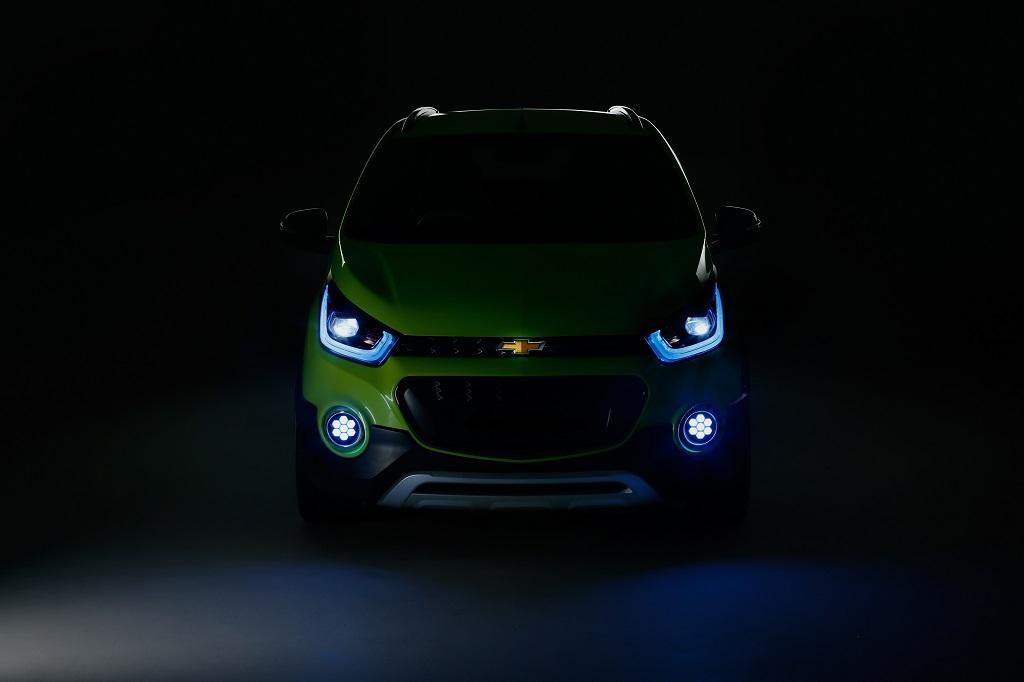 Chevrolet 2016 Auto Show India Teaser Photo