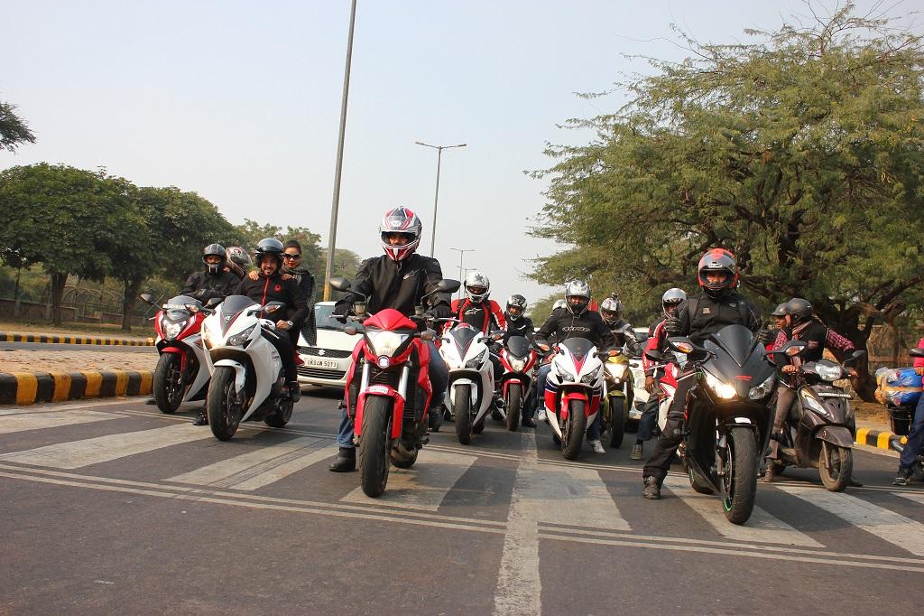 Honda Big Bike owners
