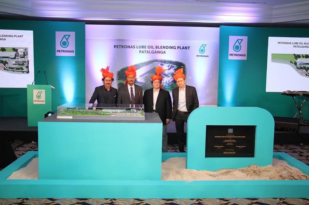 Petronas Blending plant India