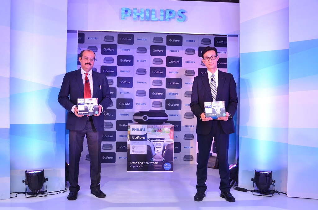 Philips GoPure Compact 110 launch