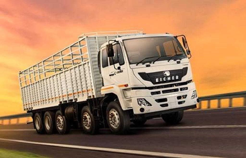 Trucks: Eicher Trucks