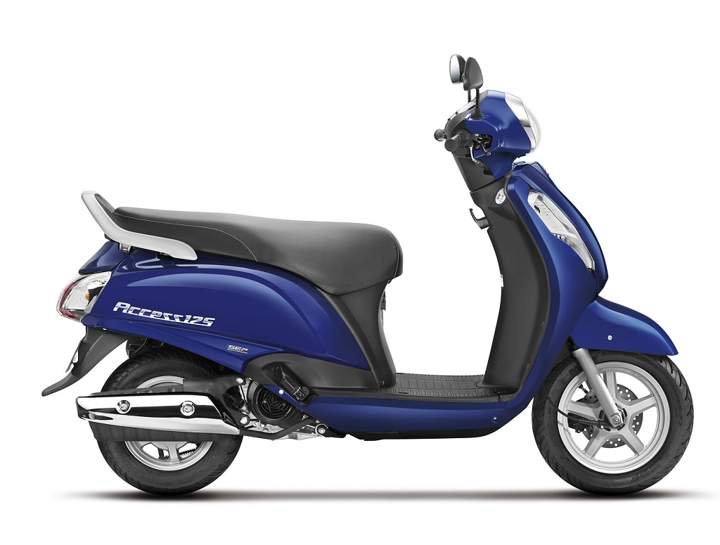 Suzuki Access-125_side