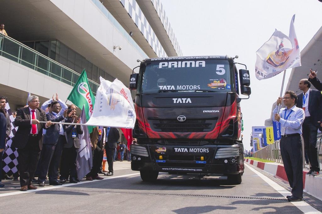 T1 PRIMA TRUCK RACING CHAMPIONSHIP 2016 1