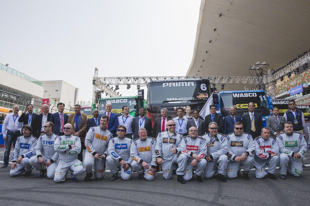 T1 PRIMA TRUCK RACING CHAMPIONSHIP 2016 2