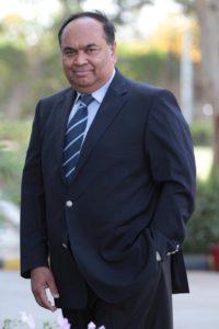 N K Minda, Chairman & MD, UNO Minda Group edited