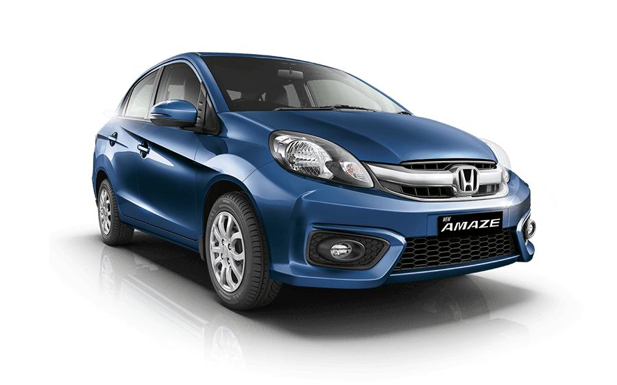 Honda Amaze 200000 sales milestone