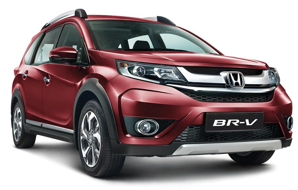 Honda BR-V (NXPowerLite) edited