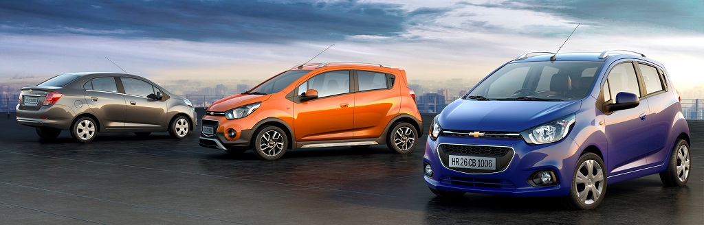 New Exciting Chevrolet cars to the hit Indian market