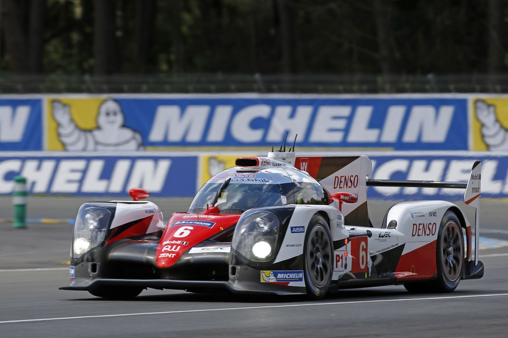 Michelin tyres on top of the endurance racing world  Last-minute victory for Porsche!