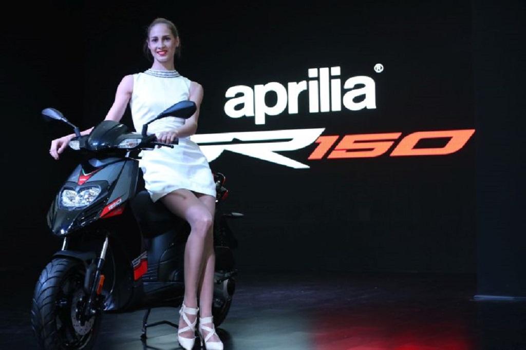 Aprilia SR 150_Image 1 JPG
