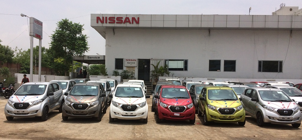Datsun redi-GO lined up for delivery