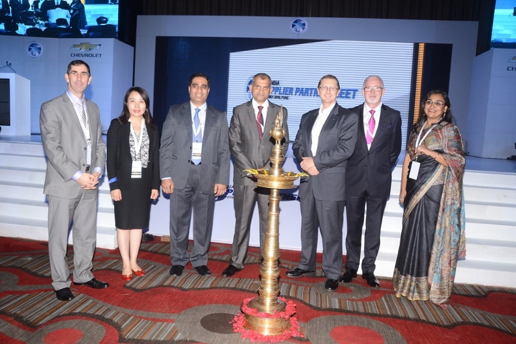 GM India Annual Supplier Excellence Awards ceremony