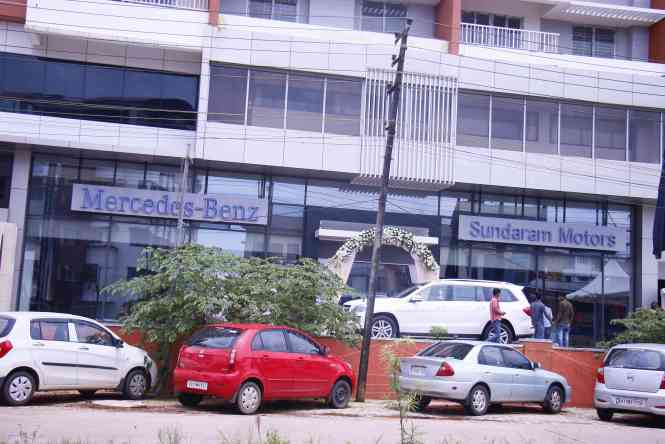 Mercedes-Benz-Sundaram-Motors-new-dealership-launched-in-Mangalore-today