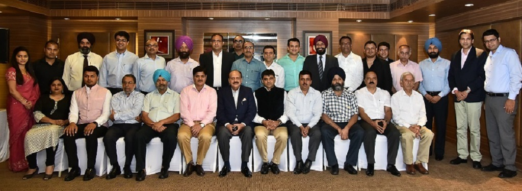 Mr. A.S Mittal Takes Over as First Chairman of Regional Council, ASSOCHA...