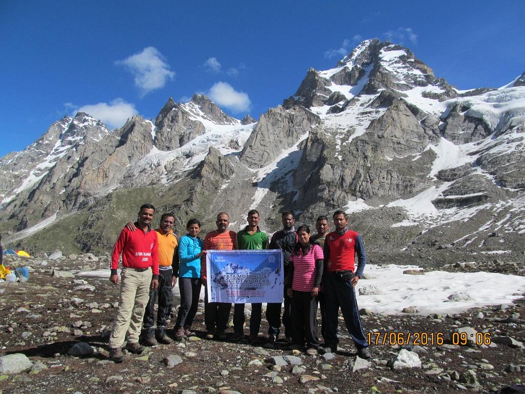 Mt. Indrasan Team