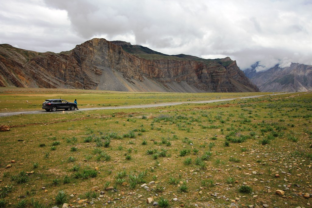 Sheer quiet, tranquility and beauty - spiti valley - enroute Kaza