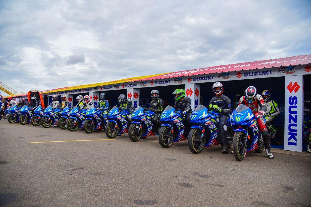 Suzuki Gixxer Cup Contestants