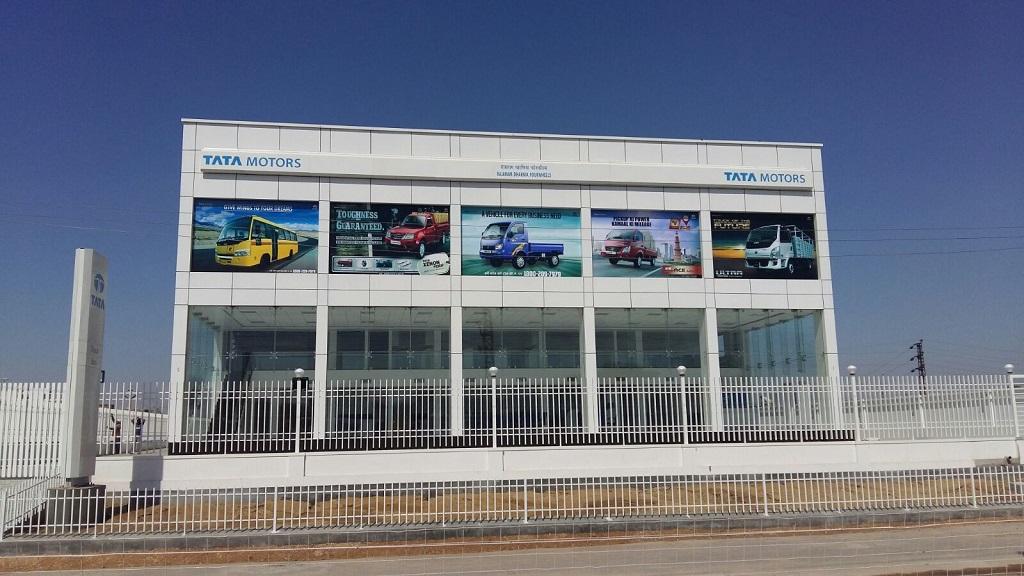 Tata Motors' New CV Dealership at Bikaner - Rajaram Dharnia Fourwheels