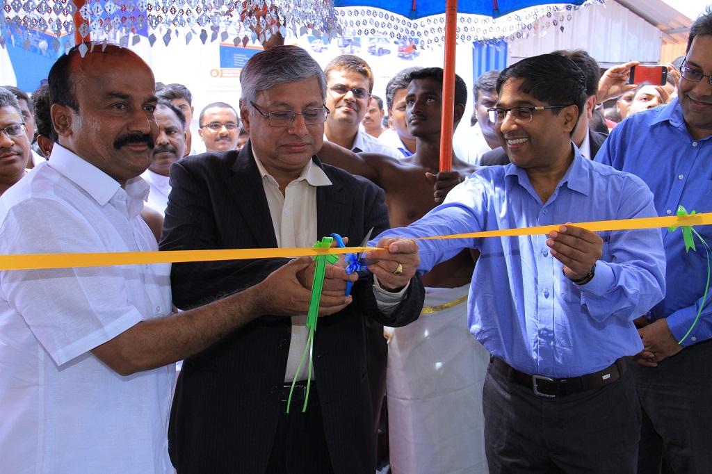Tata Motors and Vetri Motors today inaugurated