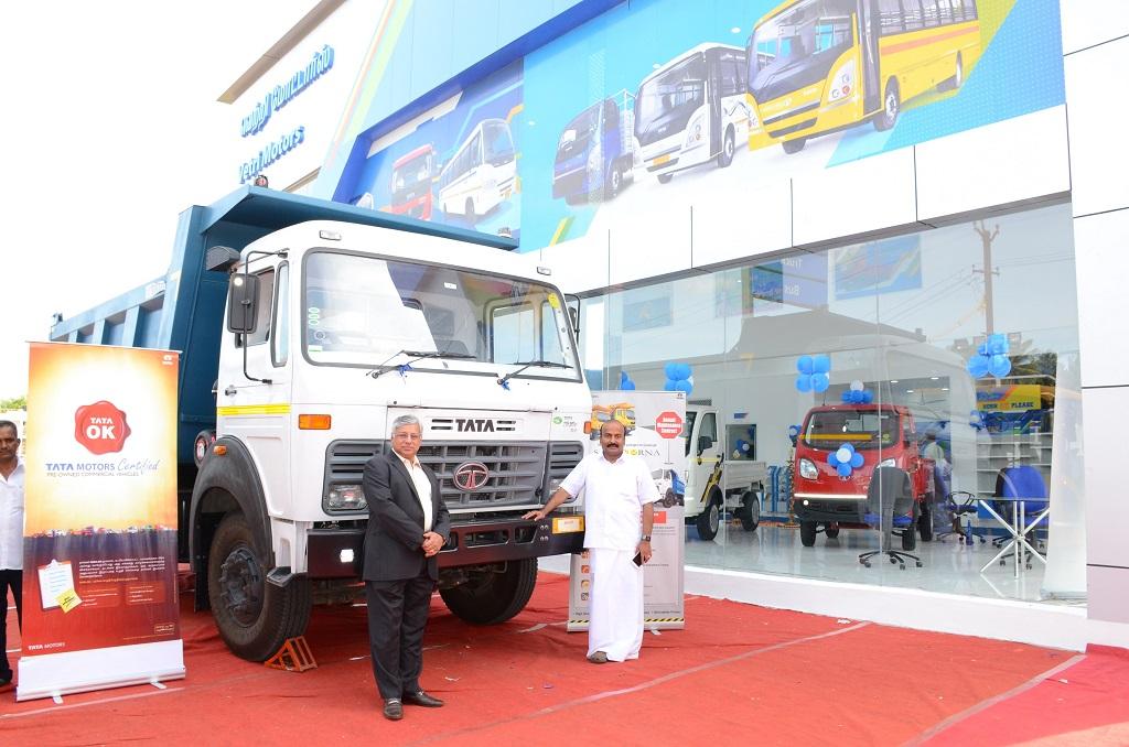 Tata Motors and Vetri Motors