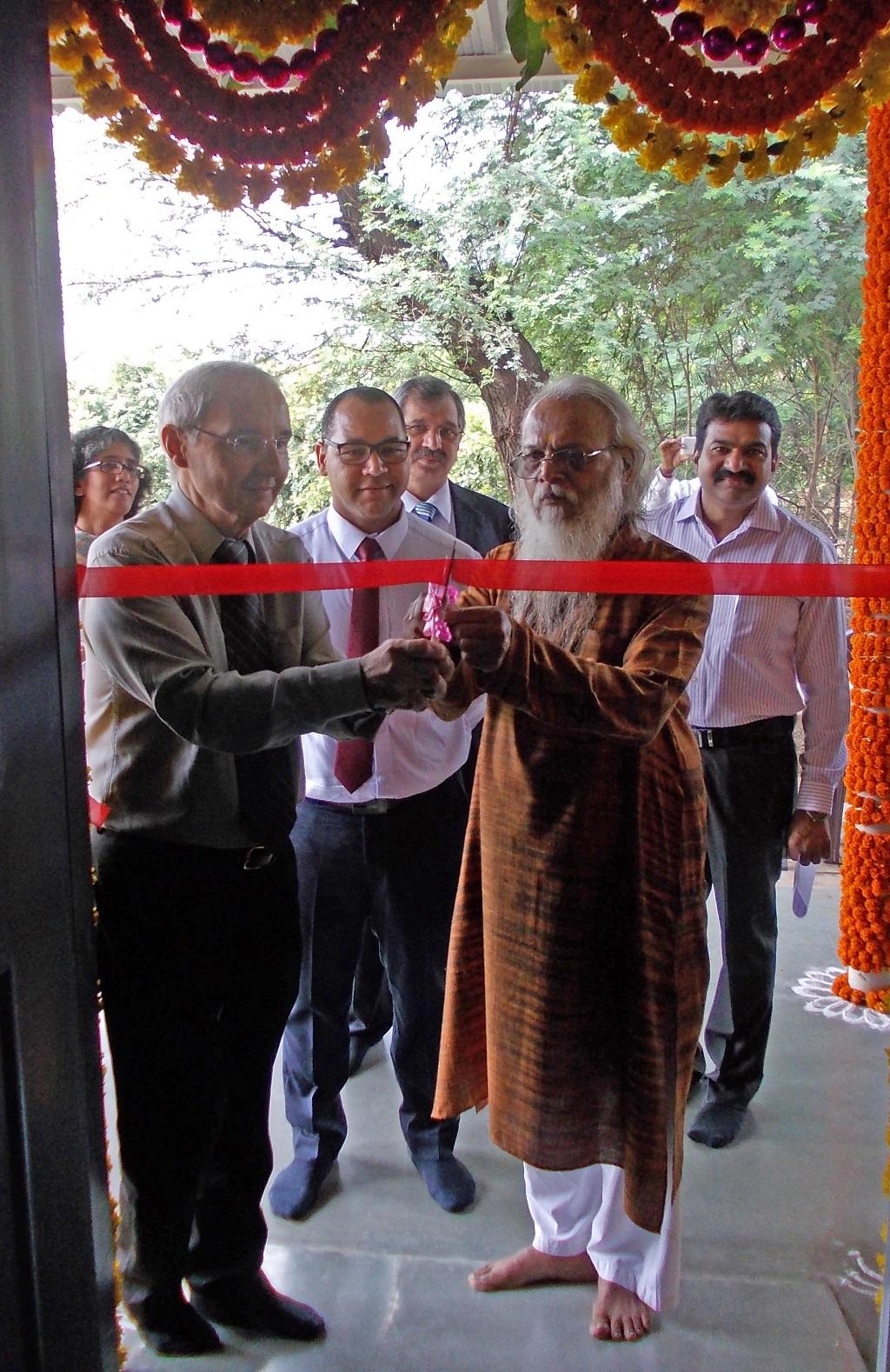 Volkswagen India_CSR Project at Gurukulam_1