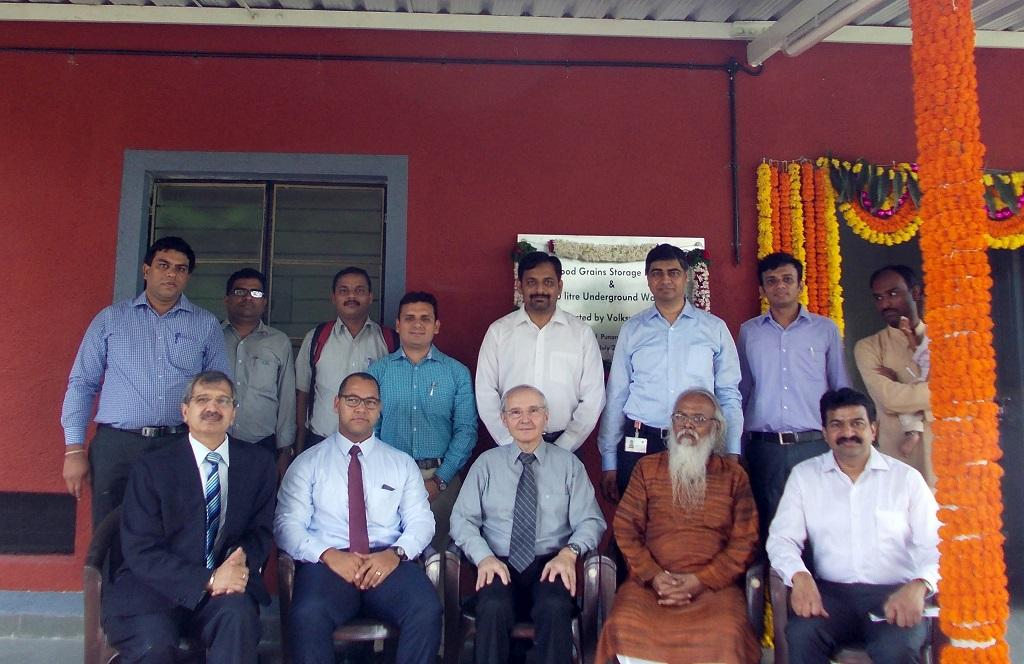 Volkswagen Indiia_CSR Project at Gurukulam_2