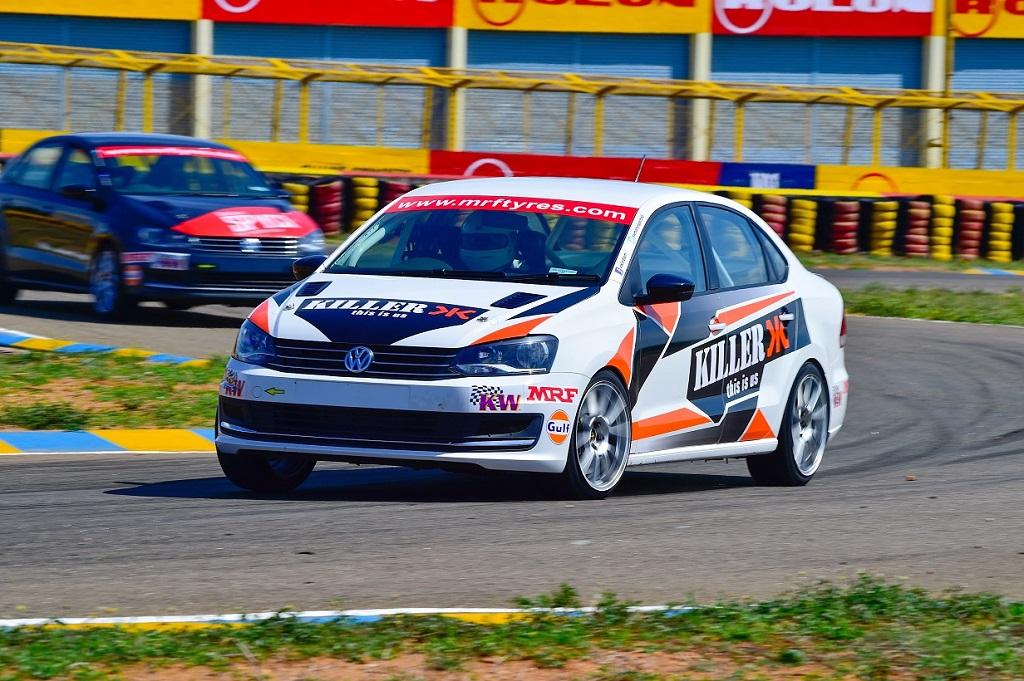Volkswagen Vento Cup pre-season Test_1