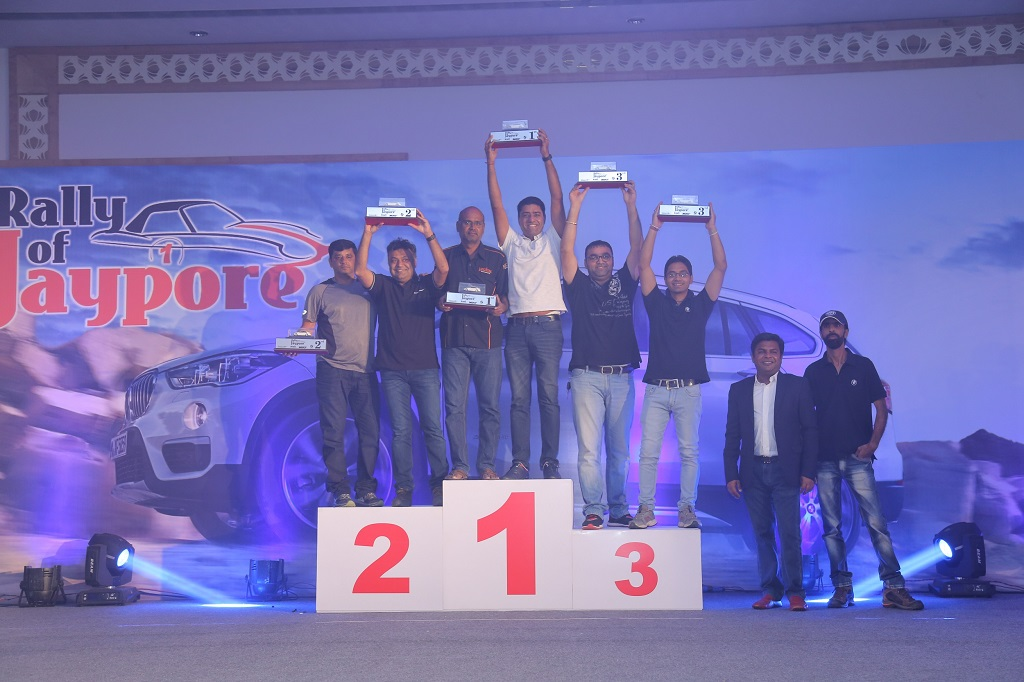 05.Winners Four Wheel Pro Up Above 1600 cc Class