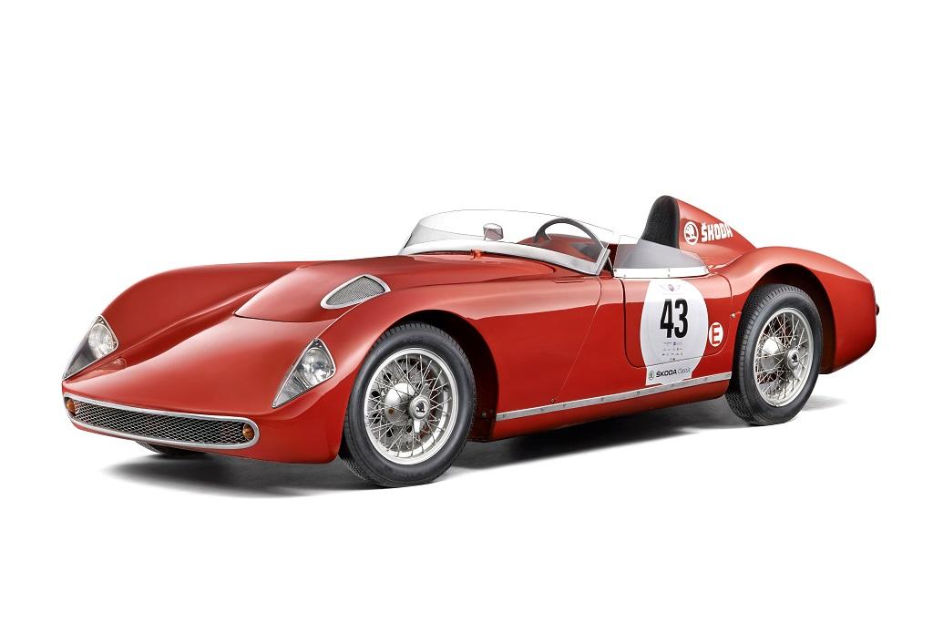 1958 SKODA 1100 OHC SUPERSPORT TYP 968