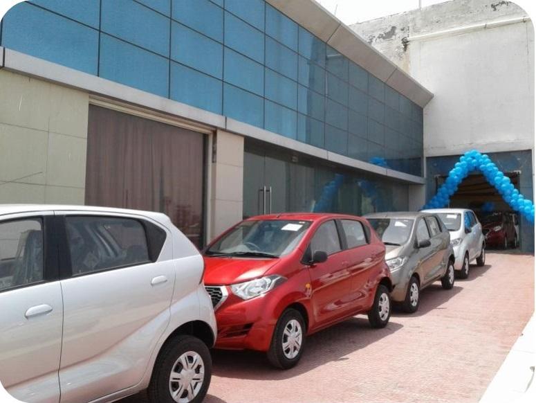 500 Datsun redi-GO delivered in Haryana.