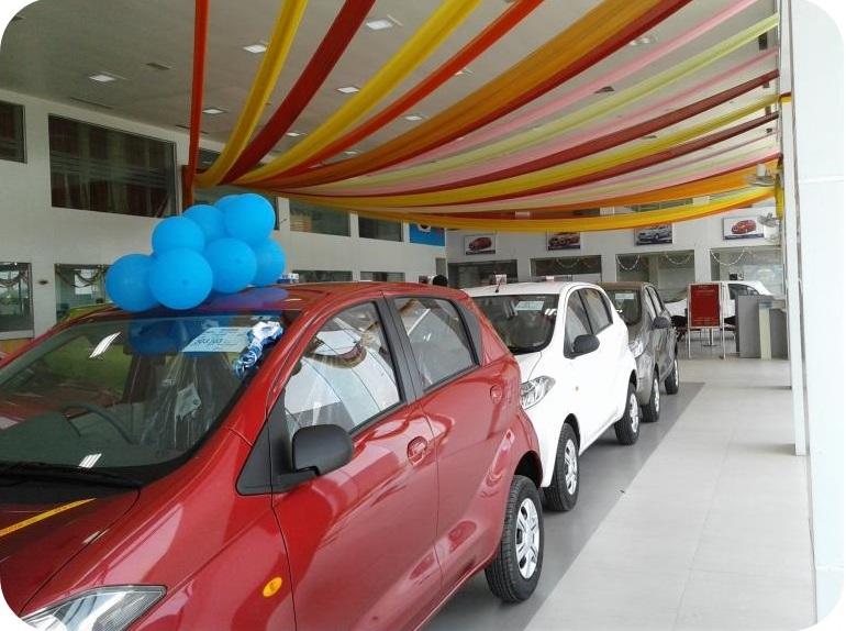 500 Datsun redi-GO delivered in Haryana