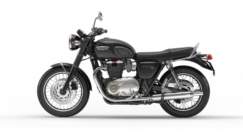 The New Triumph Bonneville T120 Launched At Inr 87 Lakhs Ex