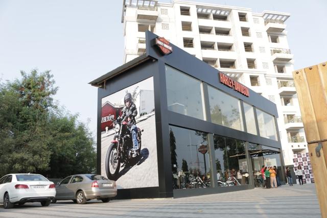 Epicenter Harley-Davidson dealership in Nagpur_ 4th dealership in Mahara..._1
