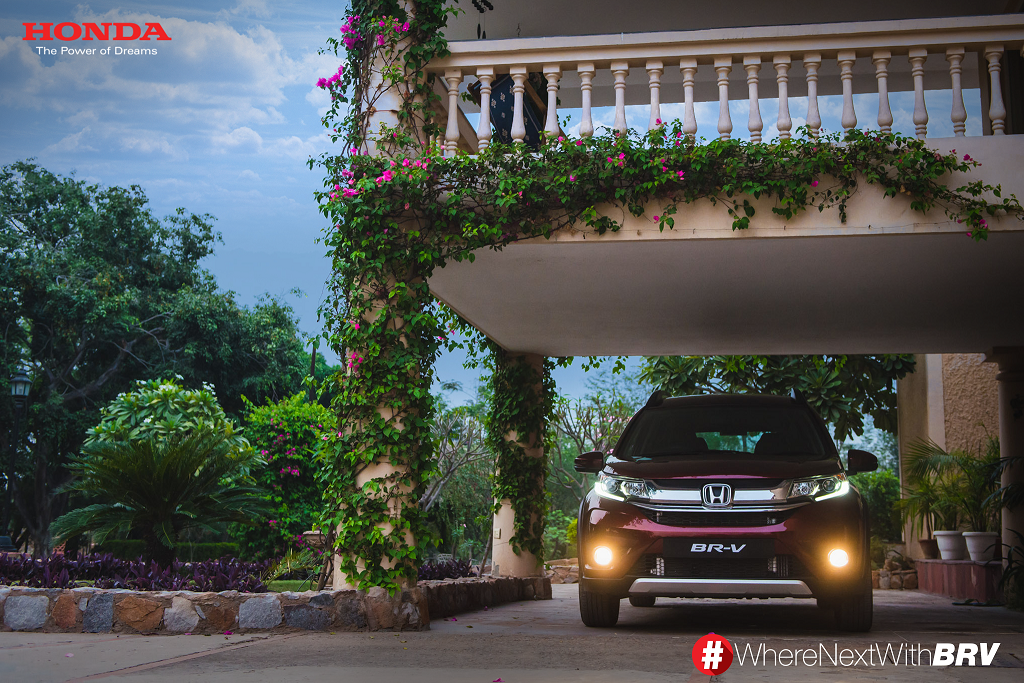 Honda Cars India launches digital teaser campaign for BR-V