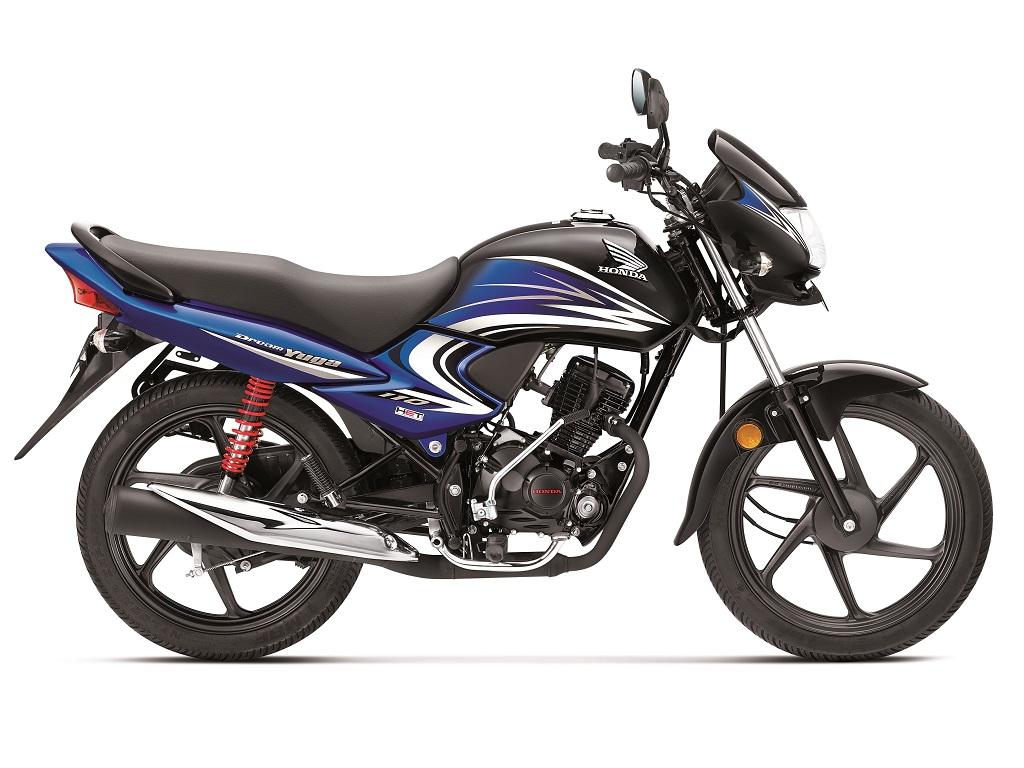 Honda Dream Yuga_Pic