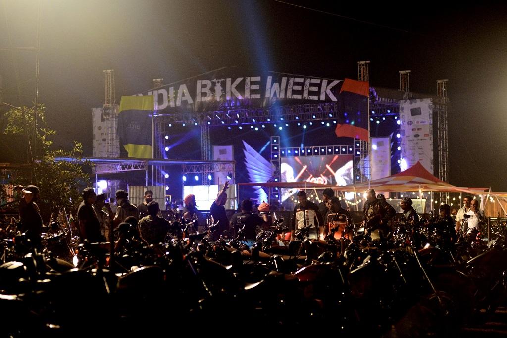 INDIA BIKE WEEK 2016 (1)