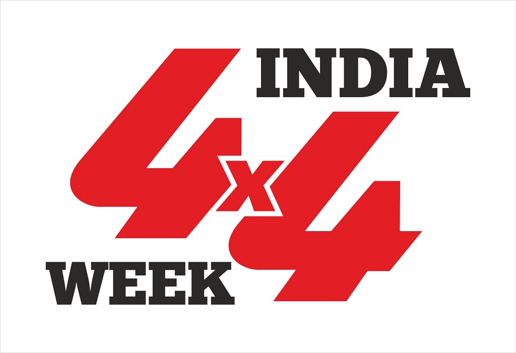 India 4x4 Week Logo