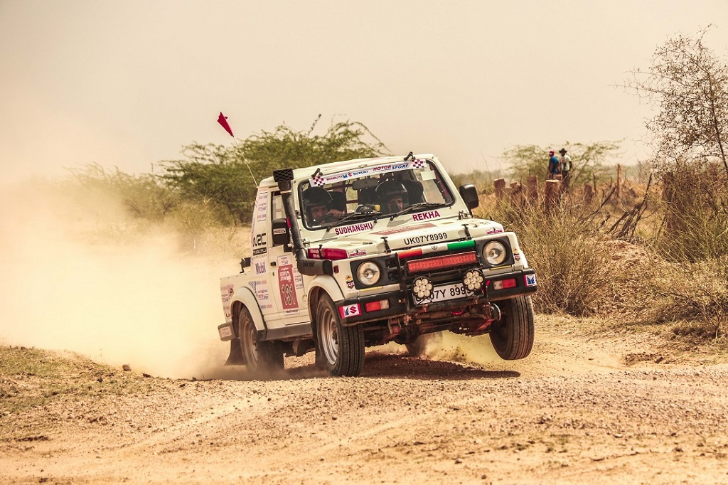 MSIL Desert Storm 2016 (2)