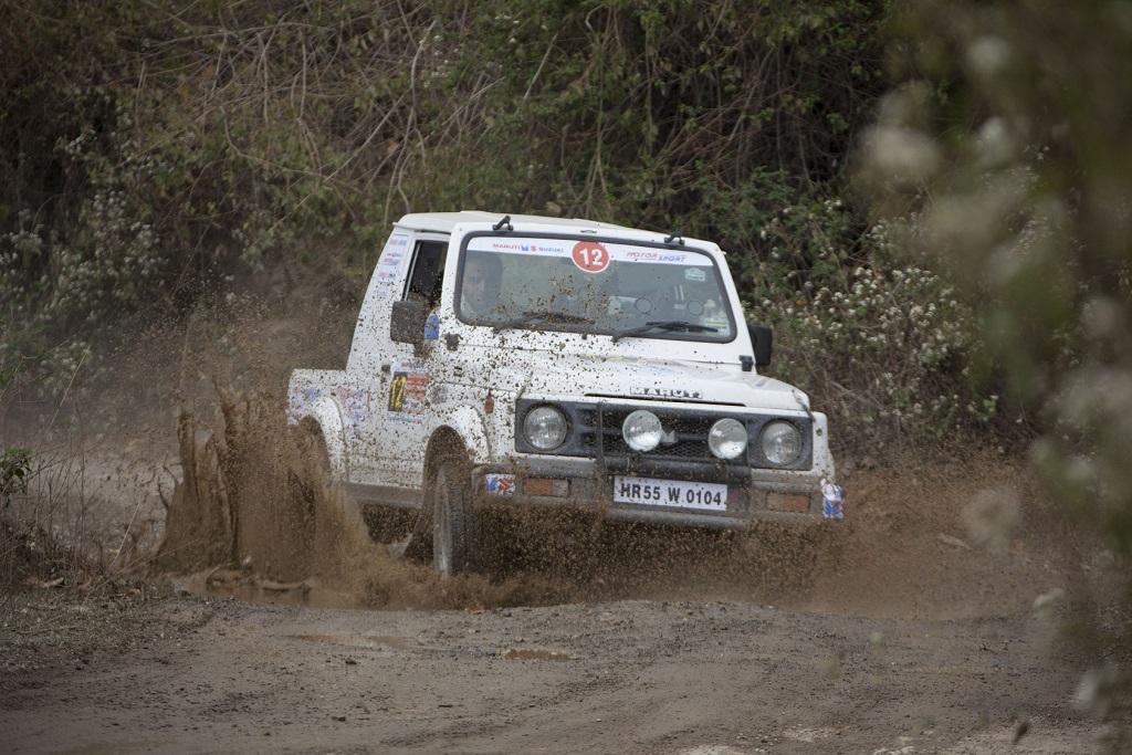 Maruti Suzuki Deccan Rally - Pune to Goa (1)
