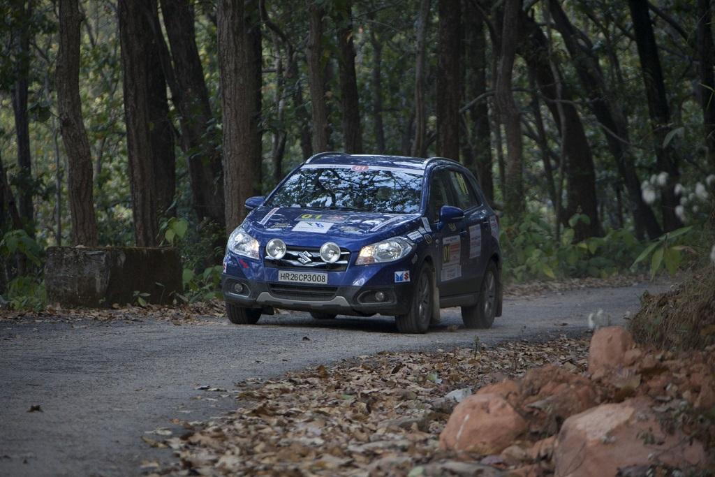 Maruti Suzuki Deccan Rally - Pune to Goa (2)