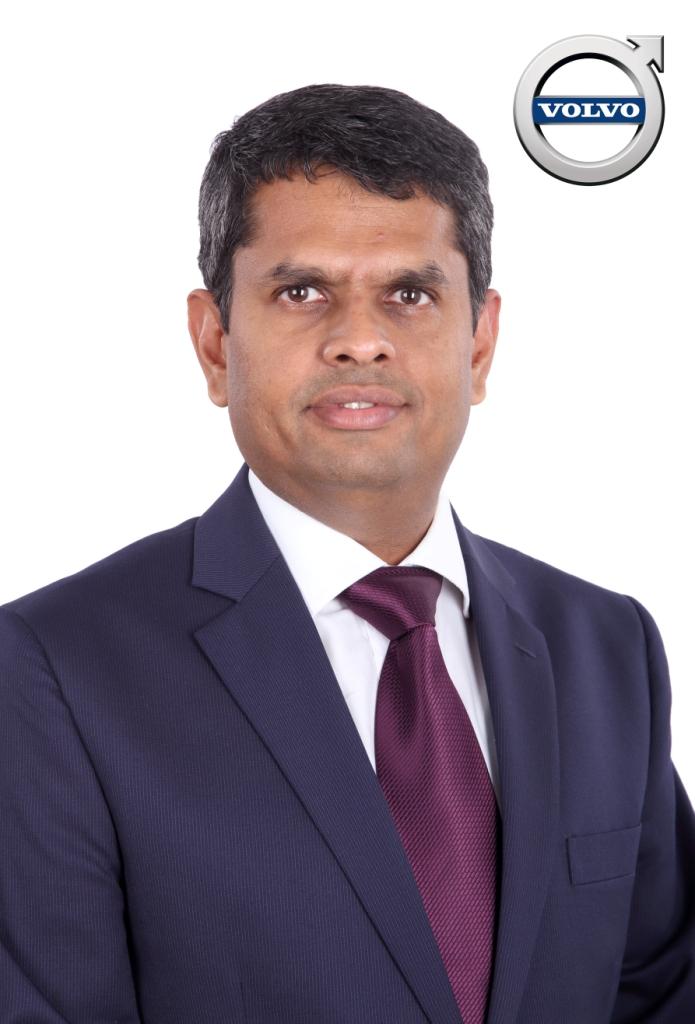 Mr. Nalin Jain - Chief Financial Officer- Volvo Auto India